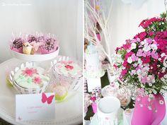 The charming candy and Spring details. Lima Limão - festas com charme