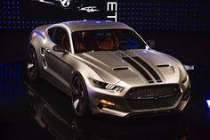 Shelby GT500 Cobra T-shirt officiel Ford Motors pour homme Motif voitures et camions