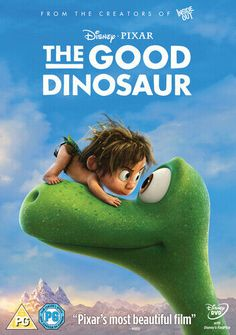 Disney Pixar ~ The Good Dinosaur ~ Released November 2015 ~ In a world where dinosaurs and humans live side-by-side, an Apatosaurus named Arlo makes an unlikely human friend. Disney Dvd, Disney Movies, Walt Disney, Hd Movies, Movies And Tv Shows, Movie Tv, The Good Dinosaur Dvd, Le Voyage D'arlo, Arlo Und Spot