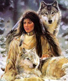 Maija Guardians Native American Art, Western Art, and Wildlife Art. Fine art prints and posters framed, custom framing Native American Wolf, Native American Pictures, Native American Artwork, Indian Pictures, American Indian Art, American Indians, American Women, Indian Wolf, Native Indian
