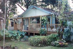 a craftsman style bungalow