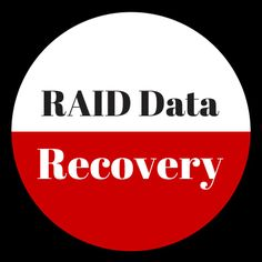 Information about RAID data recovery