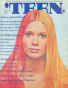 """""""The Weight-Ing Game"""" March 1971 Teen Magazine Cover Old Magazines, Vintage Magazines, Fashion Magazines, Fashion Magazine Cover, Magazine Covers, Issue Magazine, Magazine Spreads, 70s Fashion, Vintage Fashion"""