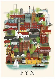 The series of city prints signed by Martin Schwartz pay homage to the variety of buildings that can be found in every city. For each design, the artist invests World Cities, Poster Prints, Poster Poster, Holiday Destinations, Mind Blown, The Neighbourhood, Artist, Illustrations, Favorite Holiday
