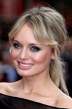 Laura Haddock - beautiful, quirky and an independent woman #TheInbetweeners