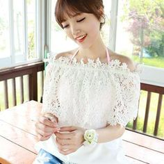 Buy 'Dodostyle – Lace-Panel Off-Shoulder Top' with Free International Shipping at YesStyle.com. Browse and shop for thousands of Asian fashion items from South Korea and more!