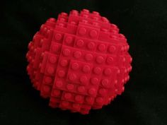HOW TO MAKE A LEGO BALL
