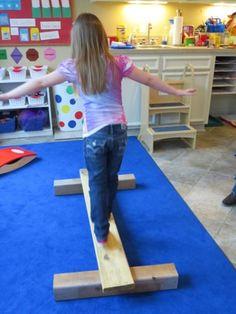 Large Motor Skills for Preschoolers by Teach Preschool