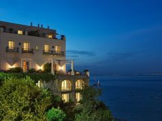 Lured by the famed Blue Grotto sea cave and colorful homes stacked on the seaside, visitors to Capri find that the small, rocky outcrop along the Amalfi Coast is as rustically romantic as it gets.   WHERE TO STAY: J.K. Place Capri is set in a restored 19th-century villa, and is considered one of the island's finest hotels. Its 22 rooms and eight luxury suites boast incredible views, a spa, and an outdoor pool. The only downside? You'll never want to leave your room.