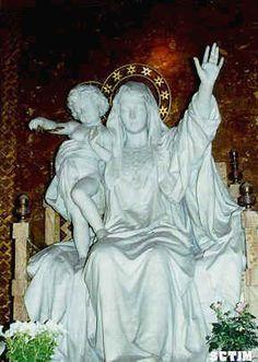 Puntadas marianas: DEDICACIÓN DE LA BASÍLICA DE SANTA MARÍA LA MAYOR.