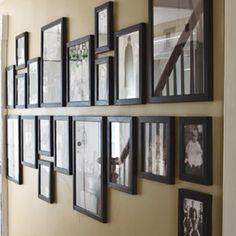 Horizantal frames