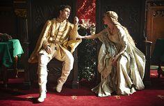 """Trust me,"" Rapunzel told him reassuringly. ""I haven't steered you wrong yet, just hang on a bit longer."""