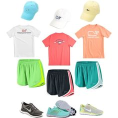 """""""Lazy Day Attire"""" by yepthatsprep on Polyvore   tiffany free runs 3 ,tiffany blue nikes outfit for runner, all nike shoes for over 53% off"""
