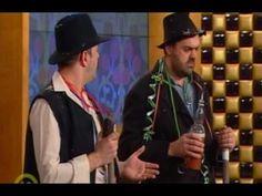 Két paraszt - Szilveszter 2007 - YouTube