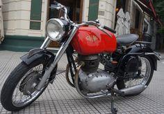 Moto #Gilera B 300. http://www.arcar.org/moto-gilera-b-300-84478