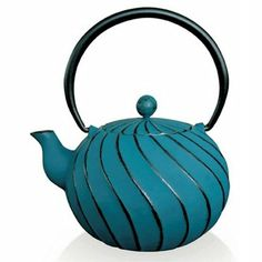 Song teapot by Beka #homedecor #decoration #home #teal