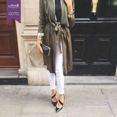 Outfit of the Day winner #styleinspiration courtesy of Andrea #catwalk15 #ootd