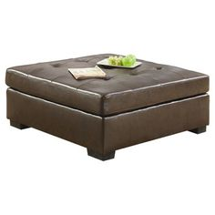 How To Choose The Best Leather Cocktail Ottoman : ... Cocktail Ottoman - Great Deals on all Furniture products with the best