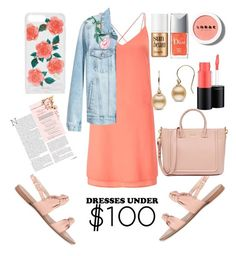 """""""Untitled #103"""" by lubna-assad ❤ liked on Polyvore featuring Miss Selfridge, Sole Society, LORAC, MAC Cosmetics and Sonix"""