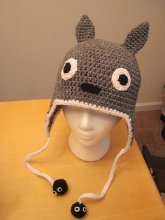 This item is unavailable. Totoro HatCrochet ... aac146262ab