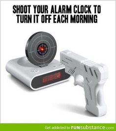 it would probably take me about 10 minutes to see the target at 5:30 let alone hit it.