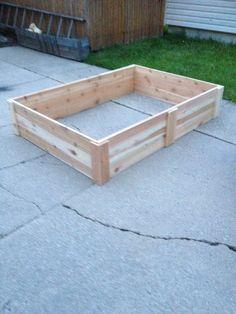 5'x3' Cedar Planter Box