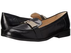Nine West Townhall Black Leather - Zappos.com Free Shipping BOTH Ways