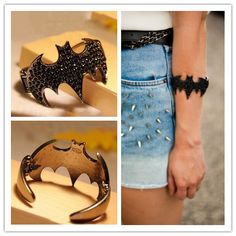 Batman bling