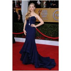 19th Annual SAG Awards ❤ liked on Polyvore