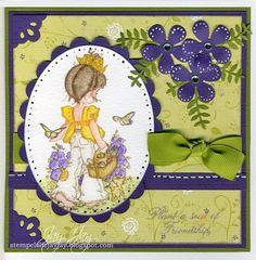 Sarah Kay stamps