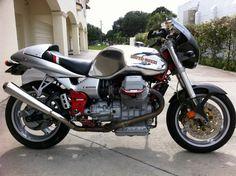 2000 Moto Guzzi V11 Sport #9