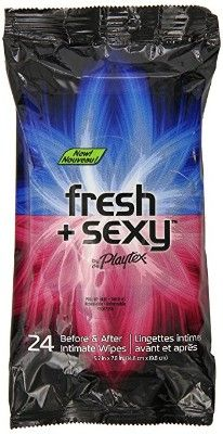 Playtex Fresh & Sexy Intimate Wipes - 24 Count Each (Pack of 6 Feminine Wipes, Cheap Boutique Clothing, Washi, Body Care, Health And Beauty, Sexy, Fresh, Tips, Count