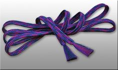 Sageo shigeuchi namikawa style. 3-color : amethyst - fuchsia - kobalt blue. Unusual melange colors. Great cord for samurai swords in standard lenth 220cm, also available in other diameters. Strong, thick, deforming resistant, very presentable. Hand made in japanese manufactory, using traditional kumihimo technics.