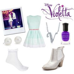 A fashion look from April 2015 featuring short lace dress, short socks and sparkly shoes. Browse and shop related looks. Teen Girl Fashion, Cute Fashion, New Fashion, Fashion Outfits, Womens Fashion, Disney Outfits, Girly Outfits, Outfits For Teens, Cute Outfits