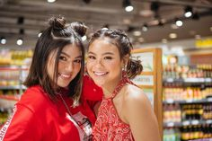 Shooting vlogger besties, Hannah Pangilinan and Janina Vela, as this month's felt like I had front-row access to an exclusive episode. Hannah Pangilinan, Besties, Bff, Front Row, October, Culture, Girls, Fashion, Toddler Girls
