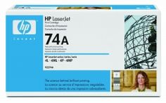 HP Laserjet 92274A Black Cartridge