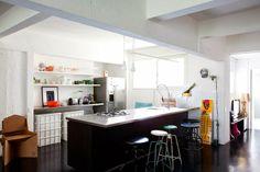 我們看到了。我們是生活@家。: 來到巴西具才華的建築師&產品設計師Maurício Arruda的家!