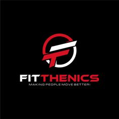 "Fitthenics - Fitness brand needs a calisthenics inspired logo! Fitthenics is a brand founded to promote movement as a way to a healthy fitness lifestyle. ""Make people move better, ..."