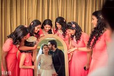Capture The Best Wedding Moments with Your Besties #Wedding #Ezwed #Photography #SouthIndianWedding