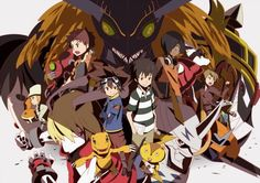 Summer Wars x Digimon! Whoot!