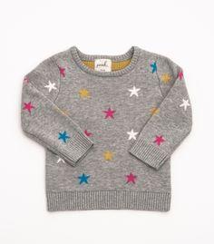 Baby Marquette Sweater - Sale - Shop - baby girls | Peek Kids Clothing