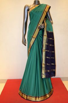Mysore Crepe Silk Saree Product Code: AB206501 Online Shopping: http://www.janardhanasilk.com/index.php?route=product/product&search=AB206501&description=true&product_id=4076