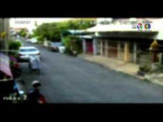 ชาวบ้านผวา!! โจรไฮโซขับเบนซ์ ขโมยชุดชั้นในตากไว้หน้าบ้าน!(ชมคลิป) | สำนักข่าวทีนิวส์