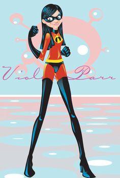 Violet Parr - Incredibles by keebyo on DeviantArt Disney Movie Posters, Disney Movies, Disney Pixar, Disney Characters, Fictional Characters, Incredibles Wallpaper, The Incredibles 1, Violet Parr, Anime Version