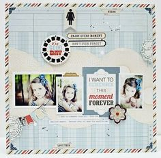 Jaime Warren....would be great in My Digital Studio by Stampin' Up!
