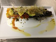 #Viceroy Santa Monica's Executive Chef Tony DiSalvo's new Spring Lunch menu includes this delicious Spice Roasted Carrot and Avocado salad