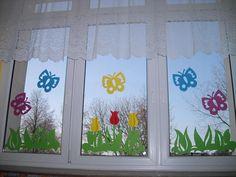 Użyj STRZAŁEK na KLAWIATURZE do przełączania zdjeć Flower Crafts Kids, Crafts For Kids, Tin Can Flowers, Store Window Displays, Spring Crafts, Preschool Activities, Cute Art, Hogwarts, Kindergarten