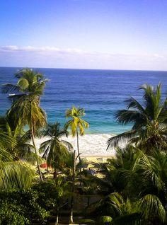 #cata #playa #venezuela