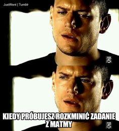 Michael Scofield Meme