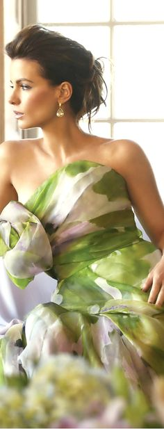 Kate Beckinsale Harper's Bazaar